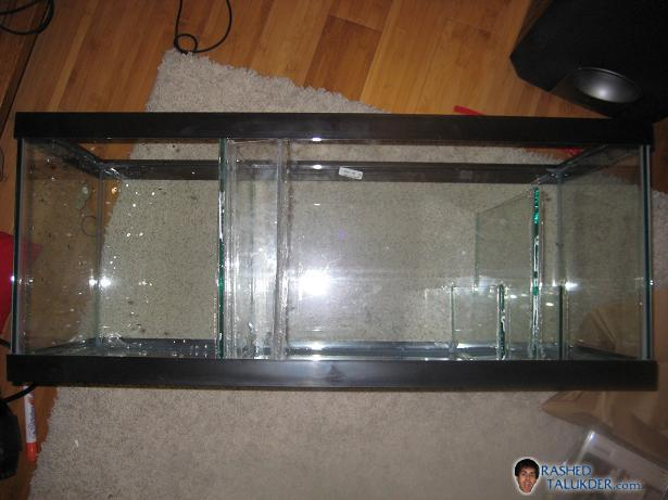 Building a Sump Tank for your Saltwater Aquarium