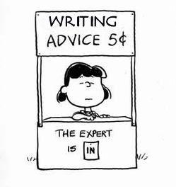 Writer Rant: Writing Advice