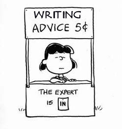 Writer Rant: Writing Advice