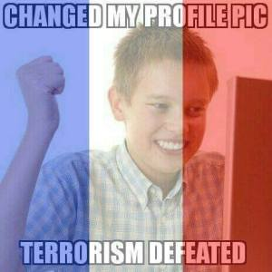 terrorism defeated