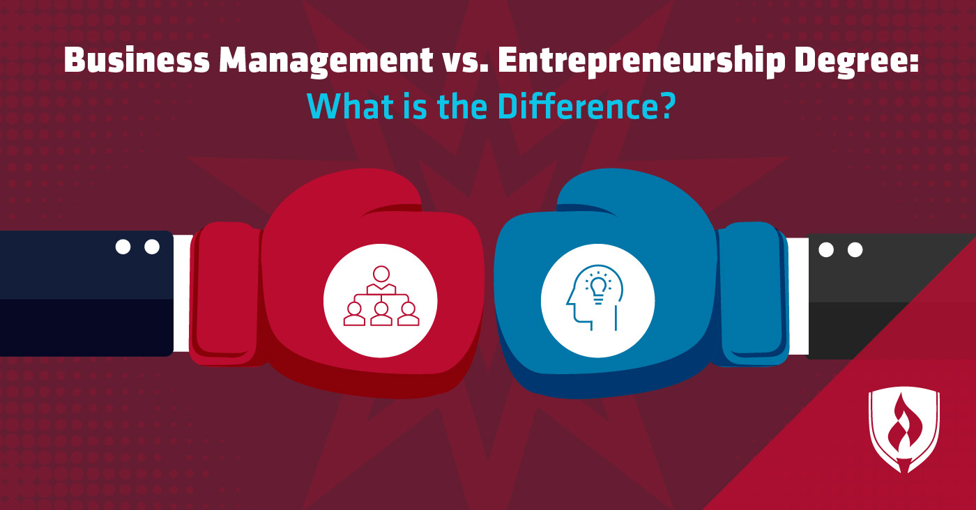 What Is The Difference Between A Business Management And