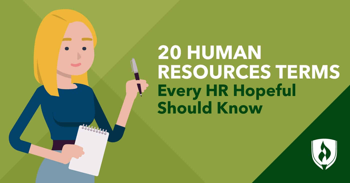 hight resolution of human resources terms