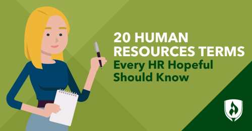 small resolution of human resources terms