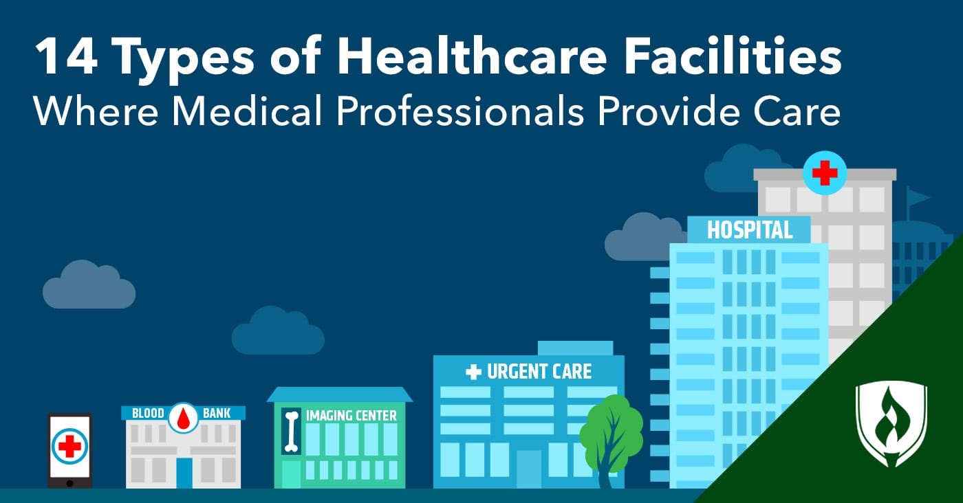 14 Types of Healthcare Facilities Where Medical