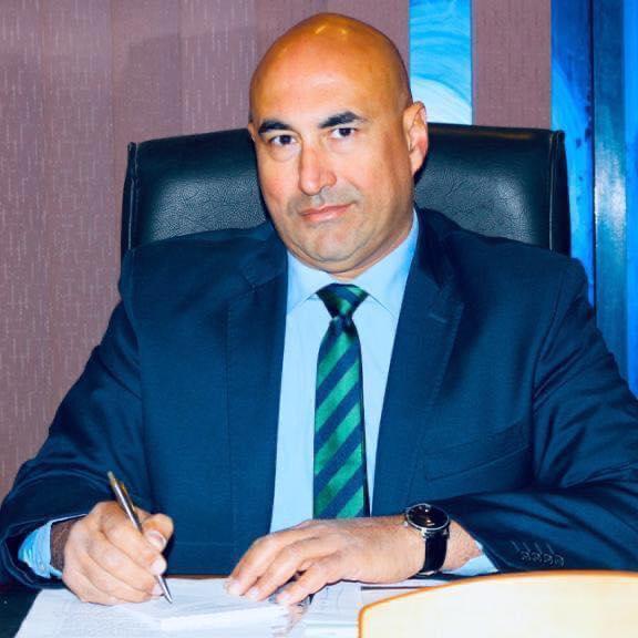 احمد زكريا ، مساعد رئيس حزب حماة الوطن