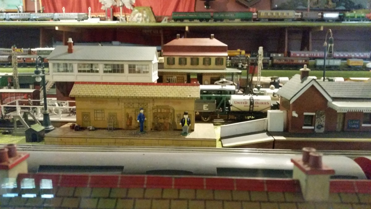 Toy and Railway Museum 4
