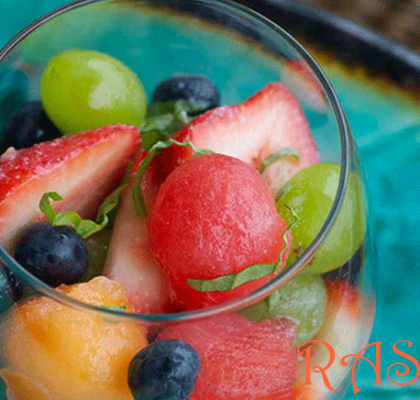 Fresh Fruit Cup Recipe