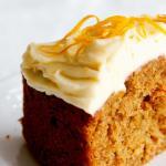 Garam Masala Carrot Cake