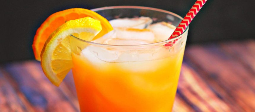 Orange and Ginger-Ale Punch Recipe