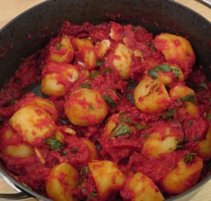 Potatoes Pizzaiola Recipe