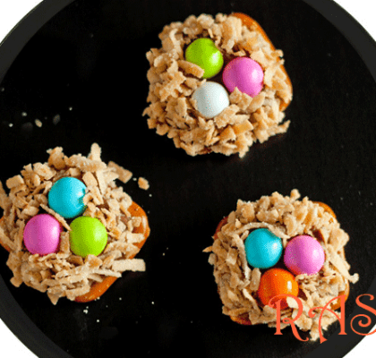 Easter's Chocolate Bird Nests Recipe