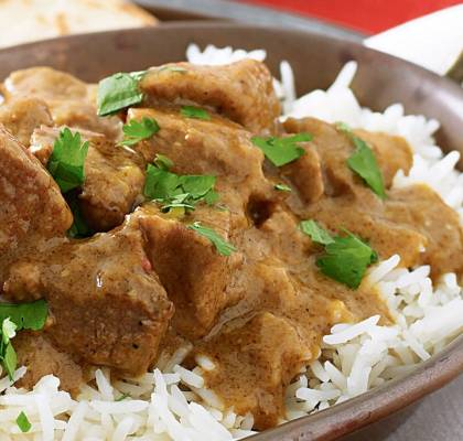 Indian Curry Lamb Recipe