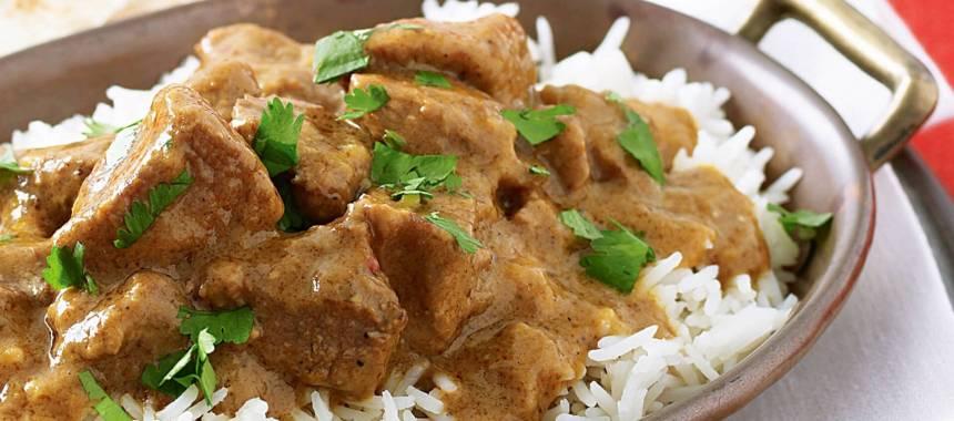 Indian Curry Lamb Recipe