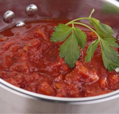 Italian Spaghetti Sauce Recipe