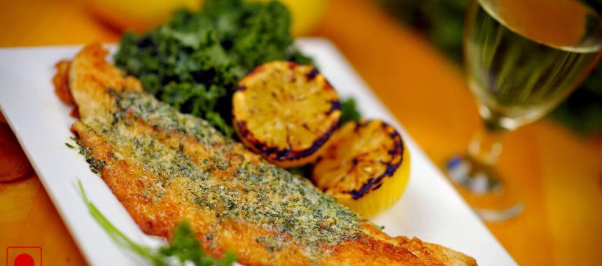 Butter Fish Fry Recipe