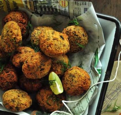 Dalwada Recipe by Rasoi Menu