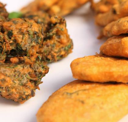 aloo pakora recipe by rasoi menu