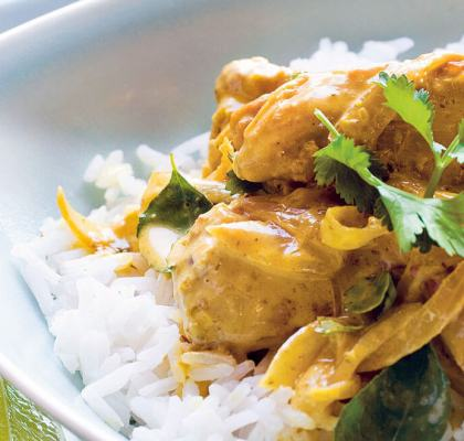 chicken with coconut milk Recipe by rasoi menu