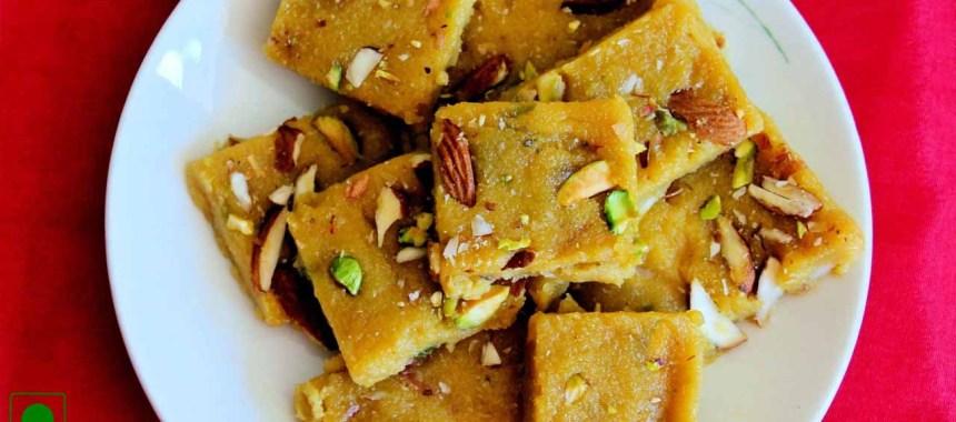 Dry Fruit Halwa Recipe