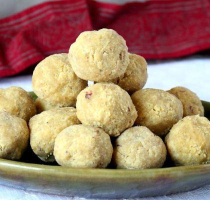 Atte ki Pinni recipe by rasoi menu