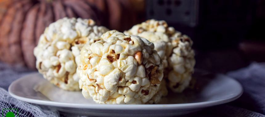Halloween Popcorn Treats Recipe