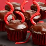 Red Devil Cupcakes