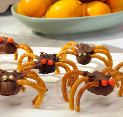 Spider Bites recipe by rasoi menu