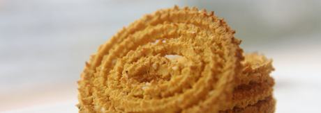 Wheat Flour Chakali recipe by rasoi menu