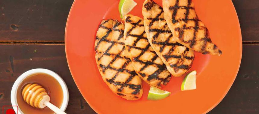Honey Lime Sriracha Chicken Recipe