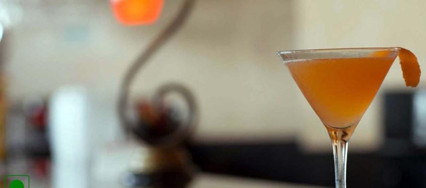 Sunrise Passion Mocktail Recipe