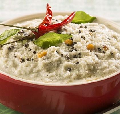 coconut chutney recipe by rasoi menu