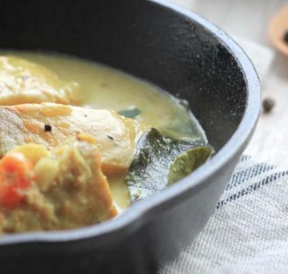 fish molee by rasoi menu