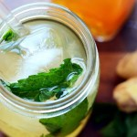 Mint Ginger Mule