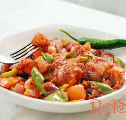 Dry Chilli Paneer Recipe by rasoi menu