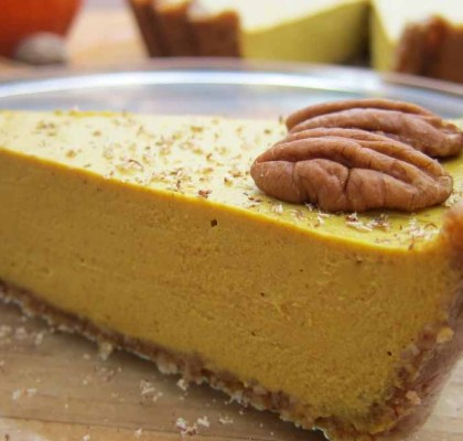 ginger pumpkin pie recipe by rasoi menu
