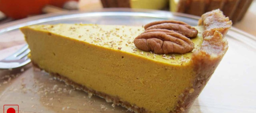 Ginger Pumpkin Pie Recipe