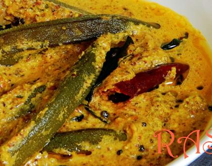 Bharva Dahi Bhindi Recipe