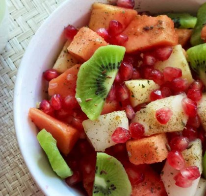 Farali Fruit Chaat Recipe
