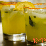 Mango Ginger Iced Tea