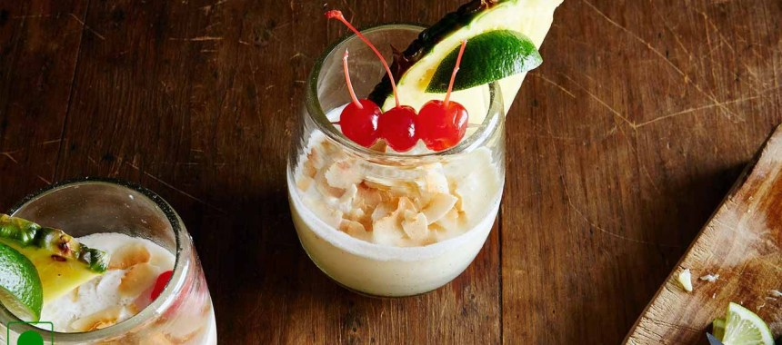Pina Colada Mocktail Recipe