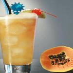 Sweet Melon and Papaya Treat