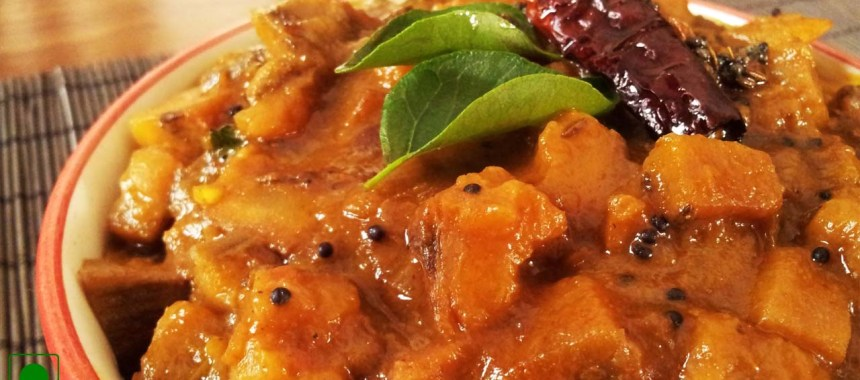 Kachhe Kele Ki Sabji Recipe