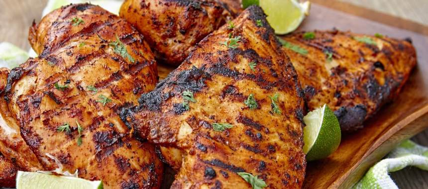 Tequila Chicken Recipe
