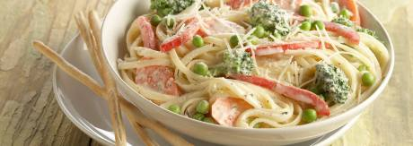 Capellini Primavera Recipe