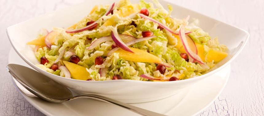 Mango Onion Salad Recipe