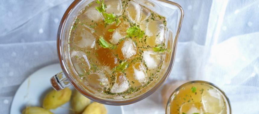 Vodka Aam Panna Recipe
