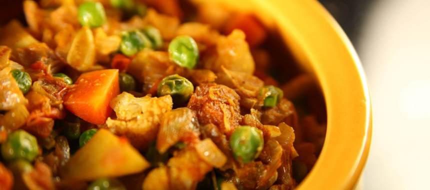Panchmel Sabzi Recipe