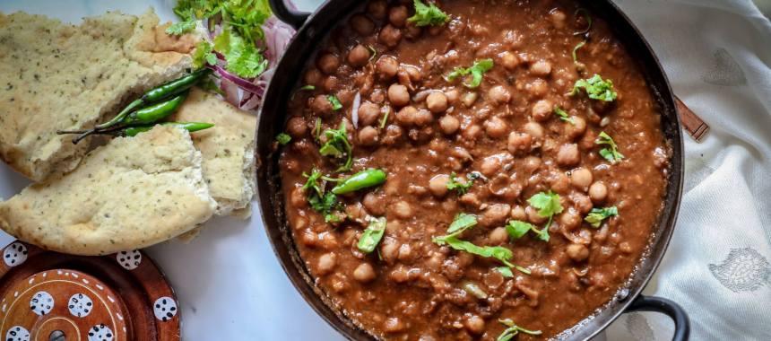 Pindi Chana Masala Recipe