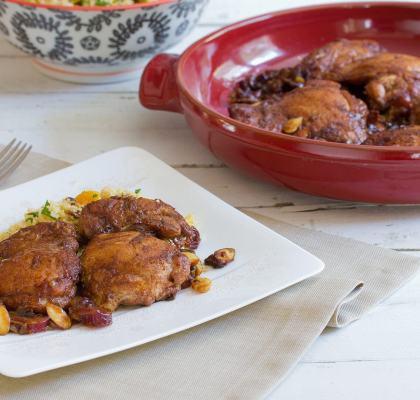 Cinnamon Chicken Recipe
