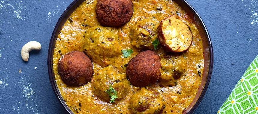 Lauki Kofta Curry Recipe